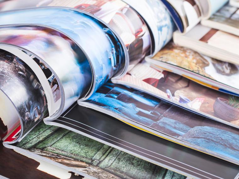 Zeitungen und Bücher, große Angebotsvielfalt aus dem Papierhaus Thaller in Pilsting