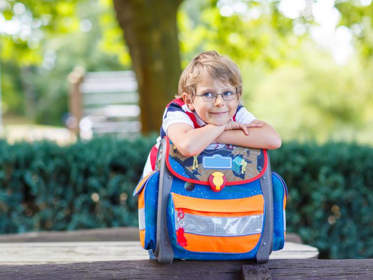Schultaschen für jedes Schülerherz