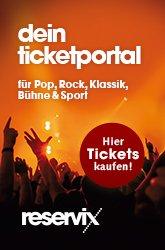 Kartenvorverkauf für verschiedene Events im Papierhaus Thaller in Pilsting